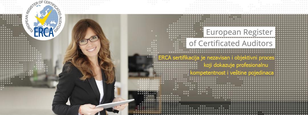 Obuka i sertifikacija internih i eksternih proveravača/vodećih proveravača, auditor/lead auditor za sisteme menadžmenta/ISO standarde